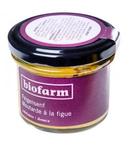 Moutarde à la figue BIO - 100g - Biofarm