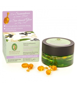 Gélules d'huile pour le visage teinté BIO néroli & cassis - 30 gélules - Primavera