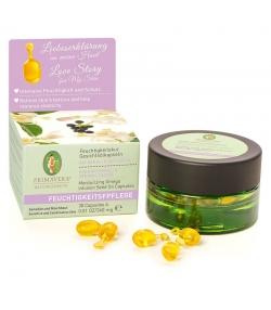 Cure hydratante gélules d'huile pour le visage BIO néroli & cassis - 30 gélules - Primavera