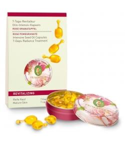 Cure intensive de 7 jour gélules olio-intensives BIO rose & grenande - 7 gélules - Primavera
