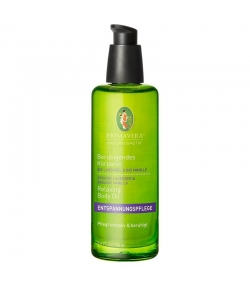 Beruhigendes BIO-Körperöl Lavendel & Vanille - 100ml - Primavera