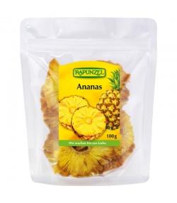 Ananas séchés en rondelles BIO - 100g - Rapunzel