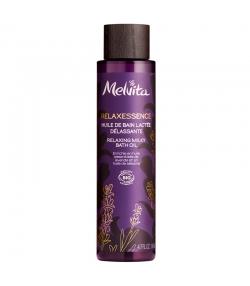 Entspannendes BIO-Milchbadeöl Lavendel & Sesam - 140ml - Melvita Relaxessence