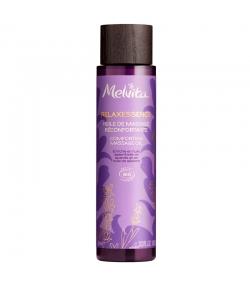 Huile de massage réconfortante BIO lavande & sésame - 100ml - Melvita Relaxessence