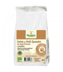 Farine de petit épeautre complète de Haute-Provence BIO - 500g - Priméal