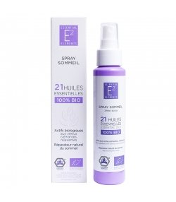 BIO-Schlaf-Spray mit 21 ätherischen Ölen - 100ml - E2 Essential Elements