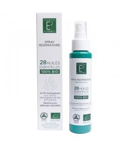 Spray respiratoire aux 28 huiles essentielles BIO - 100ml - E2 Essential Elements