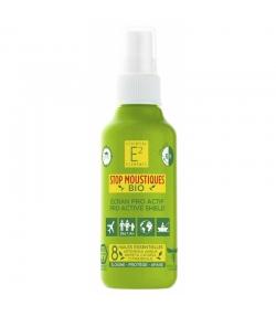BIO-Stop Mücken-Spray mit 8 organischen ätherischen Ölen - 80ml - E2 Essential Elements