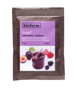 Sucre gélifiant BIO Unigel - 50g - Biofarm