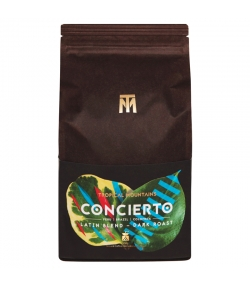 BIO-Kaffee gemahlen Concierto - 500g - Tropical Mountains
