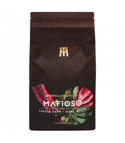 BIO-Kaffee Bohnen Mafioso - 500g - Tropical Mountains