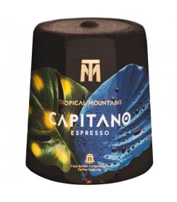 Capsules de café Capitano Espresso BIO - 21 pièces - Tropical Mountains