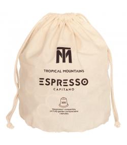 Capsules de café Capitano Espresso BIO - 100 pièces - Tropical Mountains