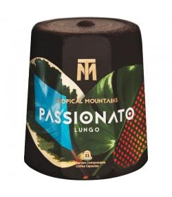 Capsules de café Passionato Lungo BIO - 21 pièces - Tropical Mountains