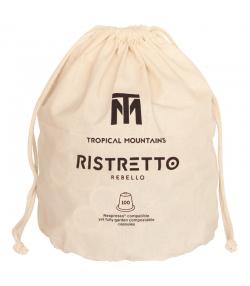 Capsules de café Rebello Ristretto Espresso BIO - 100 pièces - Tropical Mountains