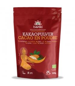 Cacao cru en poudre BIO - 250g - Iswari