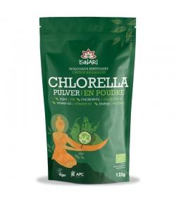 Chlorella en poudre BIO - 125g - Iswari