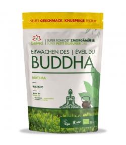 Petit-déjeuner cru matcha BIO - 360g - Iswari Éveil du Bouddha
