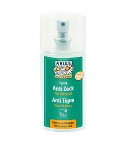 Spray anti-tiques pour la peau naturel - 100ml - Aries