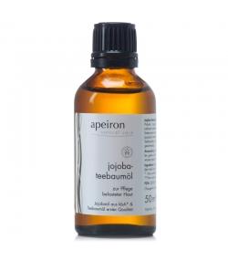 Natürliches Jojoba-Teebaumöl - 50ml - Apeiron