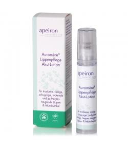 Soin des lèvres naturel rose des alpes & neem - 10ml - Apeiron Auromère