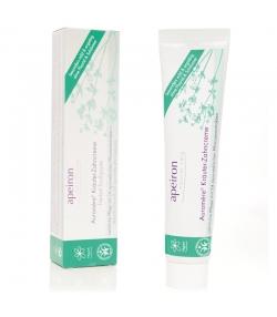 Dentifrice naturel aux 24 extraits de plantes ayurvédiques - 75ml - Apeiron Auromère