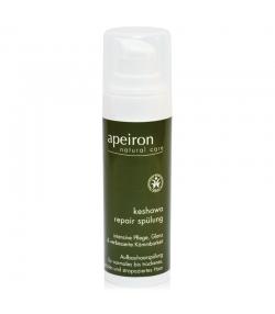 Après-shampooing réparateur naturel protéines de blé & jojoba - 30ml - Apeiron Keshawa