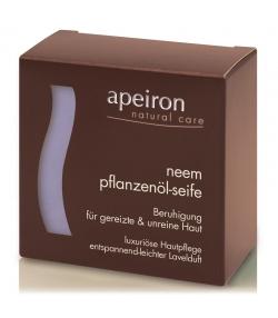 Natürliche Pflanzenöl-Seife Neem - 100g - Apeiron