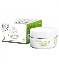 Crème visage anti-âge & réparatrice BIO bave d'escargots - 50ml - Royer