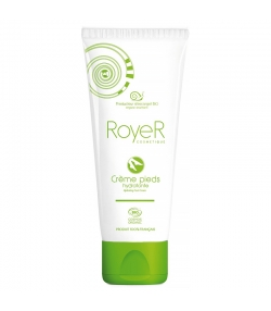 Crème pour les pieds hydratante BIO bave d'escargots - 75ml - Royer