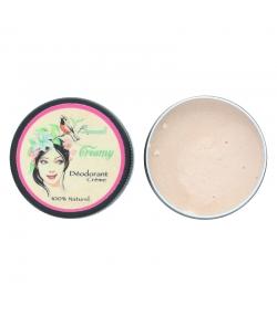 Natürliche Deodorantcreme Creamy rosa Tonerde & Kokos - 30g - Bionessens
