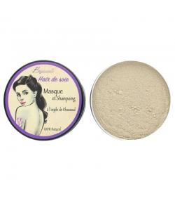 Masque shampooing naturel Hair de Soie rhassoul - 100ml - Bionessens