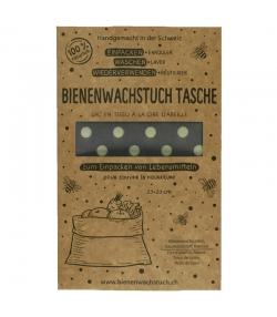 Bienenwachstuch Tasche - 1 Stück - RapNika