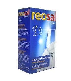 Water softener salt - 1kg - Reosal