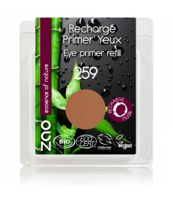 Recharge Base pour fard à paupières BIO N°259 - 3g - Zao Make-up