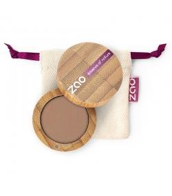 Fard à paupières mat BIO N°208 Nude - 3g - Zao Make-up