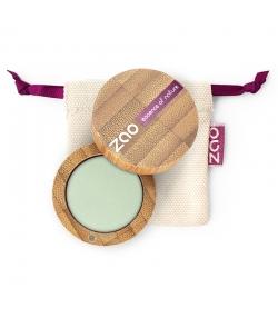 BIO-Lidschatten matt N°214 Meeresgrün - 3g - Zao Make-up