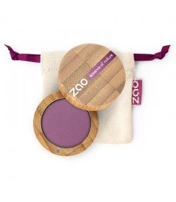 Fard à paupières mat BIO N°215 Violet pourpre - 3g - Zao Make-up