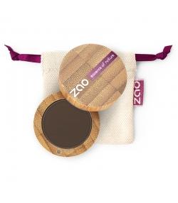 BIO-Augenbrauenpuder N°262 Braun - 3g - Zao Make-up