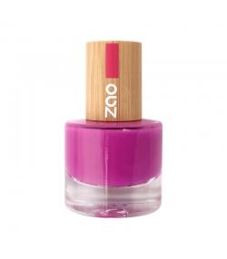 Nagellack glänzend N°661 Fuchsia - 8ml - Zao Make-up
