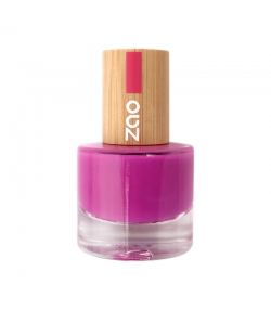 Vernis à ongles brillant N°661 Fuchsia - 8ml - Zao Make-up