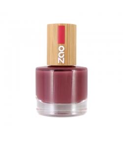 Nagellack glänzend N°667 Amaranth Rosa - 8ml - Zao Make-up