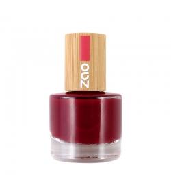 Nagellack glänzend N°668 Rote Leidenschaft - 8ml - Zao Make-up