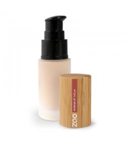 BIO-Make-up Fluid N°711 Sand - 30ml - Zao Make-up