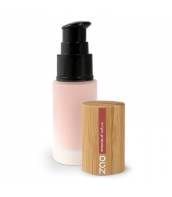 BIO-Make-up Fluid N°712 Rosa - 30ml - Zao Make-up