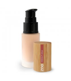 Fond de teint liquide BIO N°713 Beige - 30ml - Zao Make-up