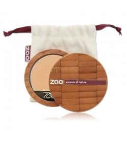 Fond de teint compact BIO N°729 Ivoire rose - 6g - Zao Make-up