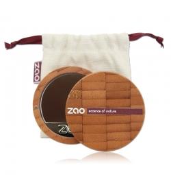 Fond de teint compact BIO N°740 Acajou foncé - 6g - Zao Make-up