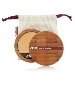 Fond de teint compact BIO N°728 Ocre - 6g - Zao Make-up