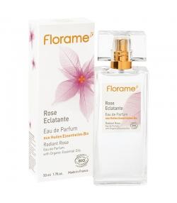 BIO-Eau de parfum Rose Eclatante - 50ml - Florame